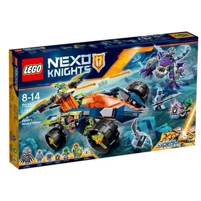 Lego-NexoKnig. AaronsRockCli.W70355
