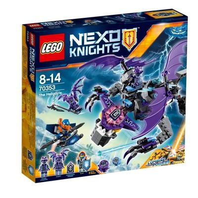 Lego-NexoKnig. The Heligoyle W70353