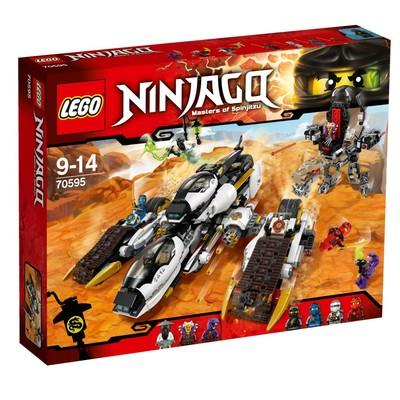 Lego-Ninjago UltraSte.Raider W70595