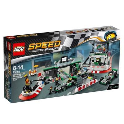 Lego-SC.MrcdsAMG Petronas F1 W75883