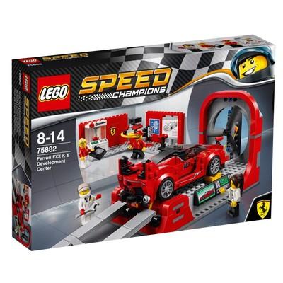 Lego-SC.FerrariFXXK&Deve.Cen.W75882
