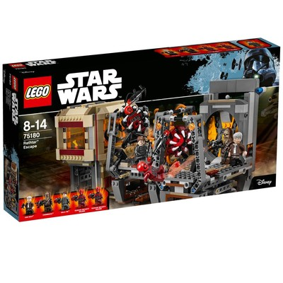 Lego-SW Rathtar Escape W75180