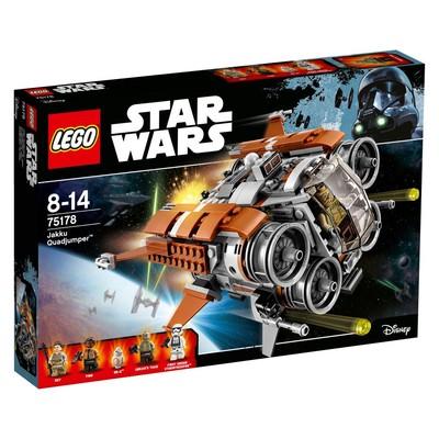 Lego-SW Jakku Quadjumper W75178
