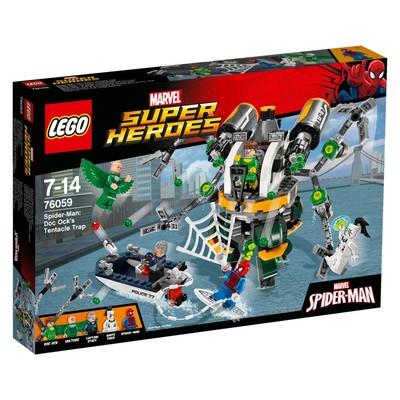 Lego-S.Heroes S.ManD.O.Te.Tr.W76059