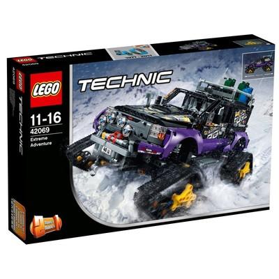 Lego-Technic ExtremeAdventureW42069
