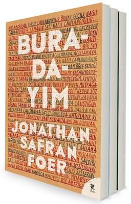 Jonathan Foer Seti - 3 Kitap Takım
