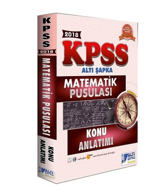 2018 KPSS Matematik Pusulası Konu Anlatımı