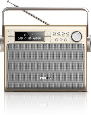 Philips Portatif Radyo AE5020