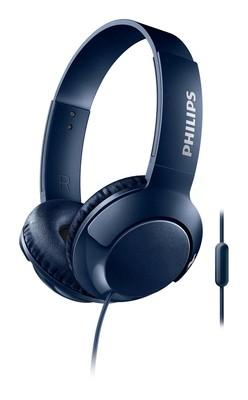 Philips Kafabantlı Mikrofonlu Kulaklık SHL3075BL
