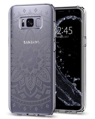 Spigen Galaxy S8 Kılıf Liquid Crystal - Shine Clear