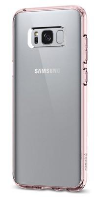 Spigen Galaxy S8 Plus Kılıf Ultra Hybrid - Crystal Pink