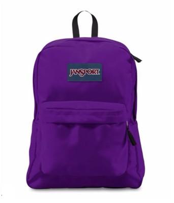 Jansport Superbreak Sıgnature Purple