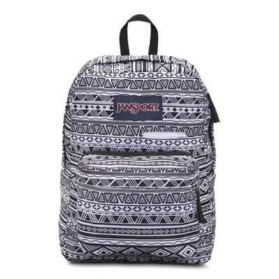 Jansport Dıgı.Black/White Jazzy Geo