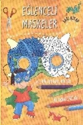 Eğlenceli Maskeler Sarı Kitap