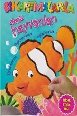 Çıkartmalarla Deniz Hayvanları