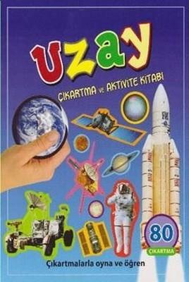 Uzay-Çıkartma ve Aktivite Kitabı