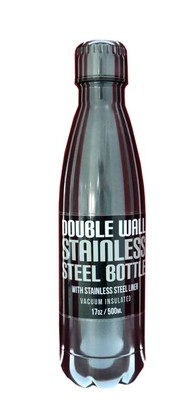 GP Matara DoubleStell500Ml.Grey1332