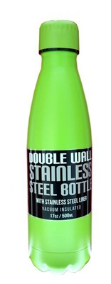 GP-Double Stell 500Ml Yeşil Matara 1339