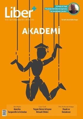 Liber + Sayı 15-Akademi