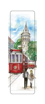 Galeri Alfa- Tarihi Tramvay İstanbul Serisi Ayraç