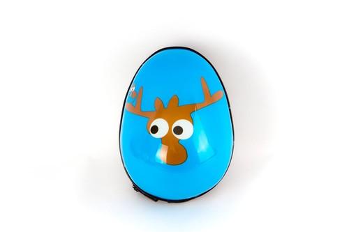 Eggkids -Evert Sırt Cantası Mavi