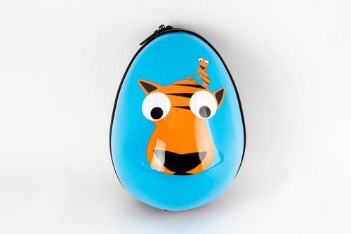 Eggkids -Seven Sırt Cantası Mavi