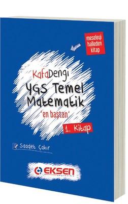 YGS Temel Matematik En Baştan Serisi 1. Kitap Kolay Düzey Özet Anlatım