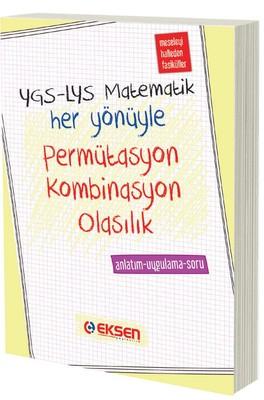 YGS LYS Permütasyon Kominasyon Olasılık Fasikül