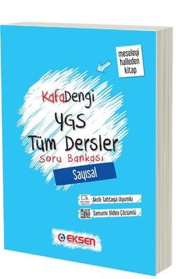 YGS Tüm Dersler Soru Bankası Sayısal