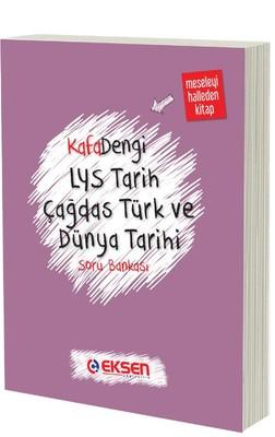 LYS Tarih Çağdaş Türk ve Dünya Tarihi Soru Bankası