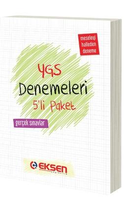 YGS Deneme Sınavları 5'li Paket