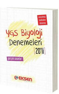 YGS Biyoloji Denemeleri 20'li Paket