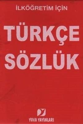 İlköğretimle için Türkçe Sözlük-Plastik Kapak