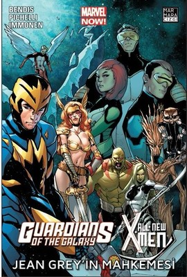 Guardians of the Galaxy-Jean Grey'in Mahkemesi