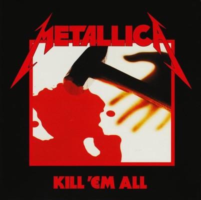 Kill 'em All Remastered 2016