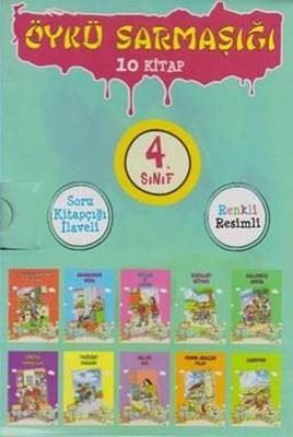 Öykü Sarmaşığı 10 Kitap Takım-4. Sınıflar İçin