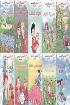 Gerçek Öyküler Serisi El Yazılı 10 Kitap Takım