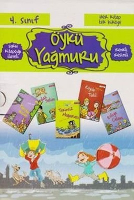 Öykü Yağmuru 10 Kitap Takım 4.Sınıflar İçin