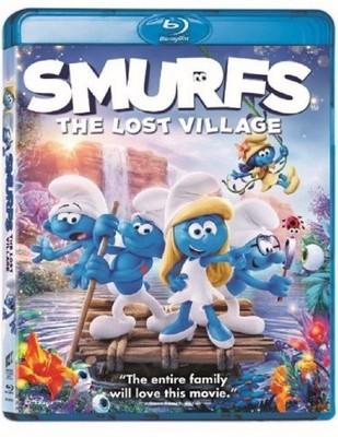 Smurfs:Lost Village-Şirinler Kayıp Köy