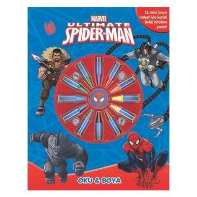 Marvel Ultimate Spider Man-Oku Boya