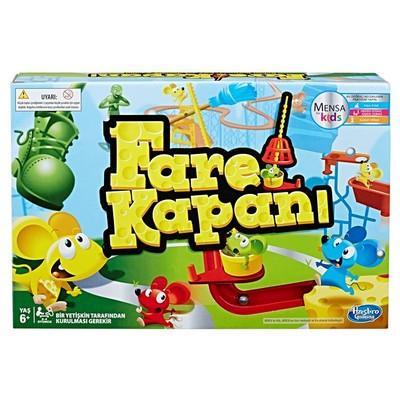 H.Games Kutu Oyun Fare Kapanı C0431