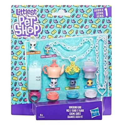 Littlest Pet Shop-Mini Miniş Ve Aksesuar Seti B9345