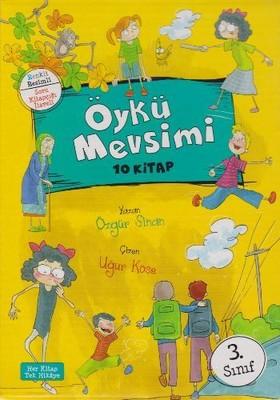 3. Sınıf Öykü Mevsimi 10 Kitap Takım
