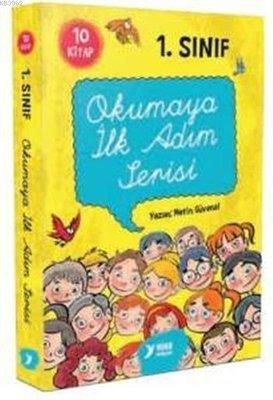 1. Sınıf Okumaya İlk Adım Serisi-10 Kitap Takım