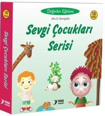 Sevgi Çocukları Serisi-10 Kitap Takım