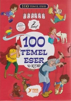 2. Sınıf 100 Temel Eser-10 Kitap Takım