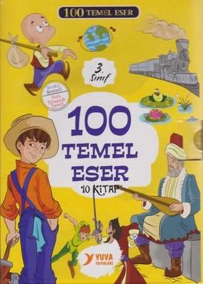 3. Sınıf 100 Temel Eser-10 Kitap Takım