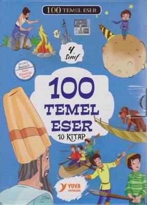 4. Sınıf 100 Temel Eser-10 Kitap Takım