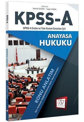 KPSS-A Anayasa Hukuku Konu Anlatım