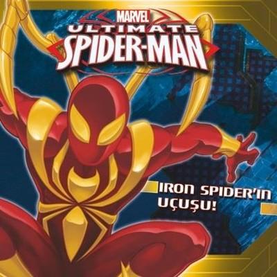 Marvel Ultimate Spider-Man Iron Spider'ın Uçuşu!